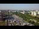 ЖК Стрижи - Вид из окон 24 этажа будущих квартир.