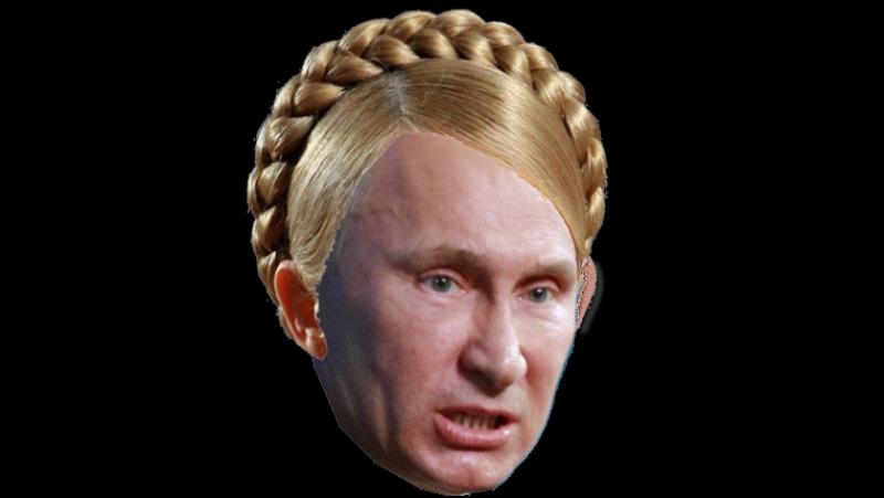путинская ИДИОЛОГИЯ для БЫДЛОНАРОДА РАШКИ