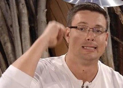Андрей Чуев в прямом эфире обозвал всех зрителей.