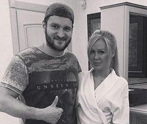 У Алексея Самсонова родился сын!
