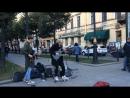 Уличные музыканты в Питере ч.2