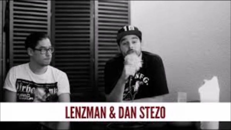 Lenzman with Dan Stezo - The NQ Mixtape 2 - 14.02.2017