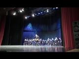 Концерт ансамбля песни и пляски Краснознамённого Северного флота 22 апреля 2017 в Костомукше