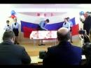 Районный слет патриотов среди девушек 12.11.2016