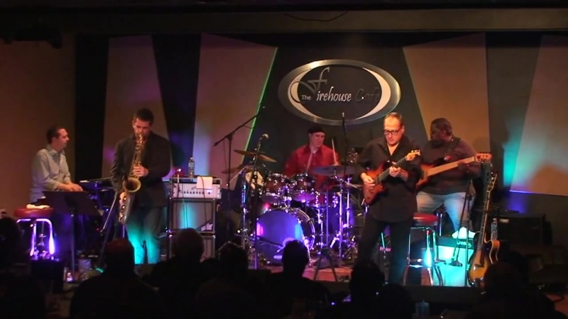 Chuck Loeb - Live at Firehouse Cafe, smooth jazz, guitar, джаз, гитара