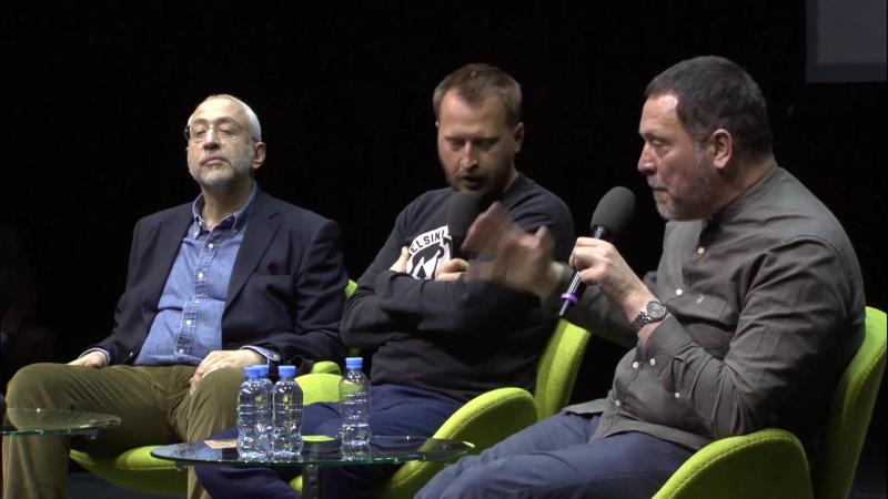 Максим Шевченко — Николай Сванидзе «Опасные связи». Проект Открытая библиотека
