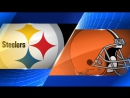 NFL 2017-2018  Week 1  10.09.2017  Pittsburgh Steelers @ Cleveland Browns Part 1