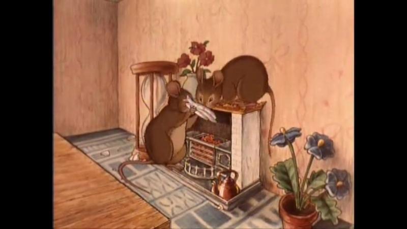 Мир кролика Питера - 9 - Сказка о двух вредных мышках и Джонни-столичном жителе (1992)