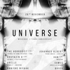 26.11: UNIVERSE. MOSAIQUE 2 YEARS ANNIVERSARY