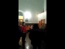 Красный Лиман НЕ ПОБОЯЛСЯ СПЕТЬ! Нацисты стояли рядом! Донецкая обл. - песенный флешмоб