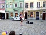 Веселый жонглер))