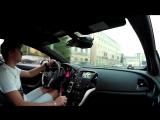 Динамика Opel Astra OPC J