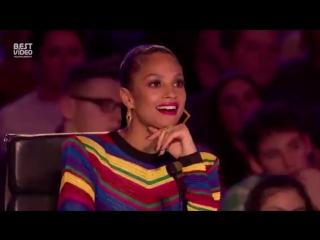 Буряточки на британском шоу талантов