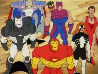 Железный Человек \ Iron man - 1 сезон 12 серия (1994)