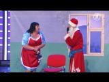 КВН Пятигорск Ольга Картункова Новый год в детском саду