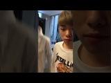 Red&Yella 영비, 루다 연습 영상 직캠