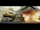 Commissariat Explosion (Banlieue 13: Ultimatum scene)