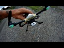 XK X251A Whirlwind MODED CAM TIME TEST Brushless Motor with X7 Transmitter