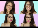 Makeup Tips For Girls With Glasses ♡