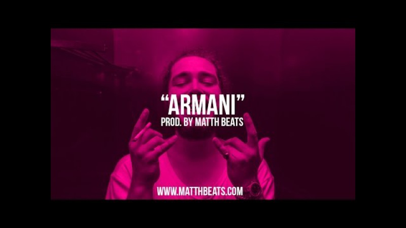 [FREE] Post Malone / Future type Beat Armani | Matth Beats