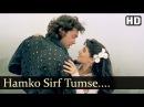 Humko Sirf Tumse Pyar Hai   Barsaat Songs 1995   Bobby Deol   Twinkle Khanna   Kumar Sanu Hits