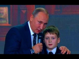 Жириновский и шуточка Президента