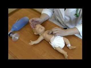 Первые часы и дни новорожденных, реанимация при родах, недоношенные © The first hours of newborn