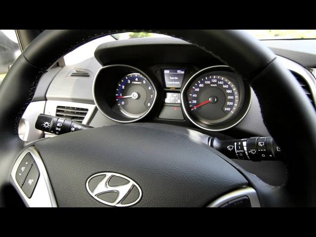 Тест Hyundai i30 от АвтоПортала
