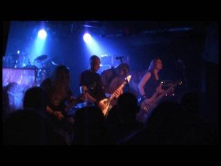 BLEEDING GODS - Rise from Ashes, Live at Baroeg Rotterdam 2015