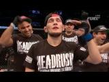 Самый первый бой Хабиба Нурмагомедова в UFC.KHABIB NURMAGOMEDOV vs KAMAL SHALORUS FIRST FIGHT IN UFC