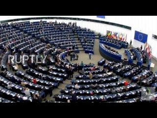 Франция: Европейский Парламент готов избрать нового президента.
