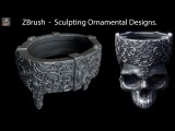 ZBrush - Sculpting Ornamental Designs