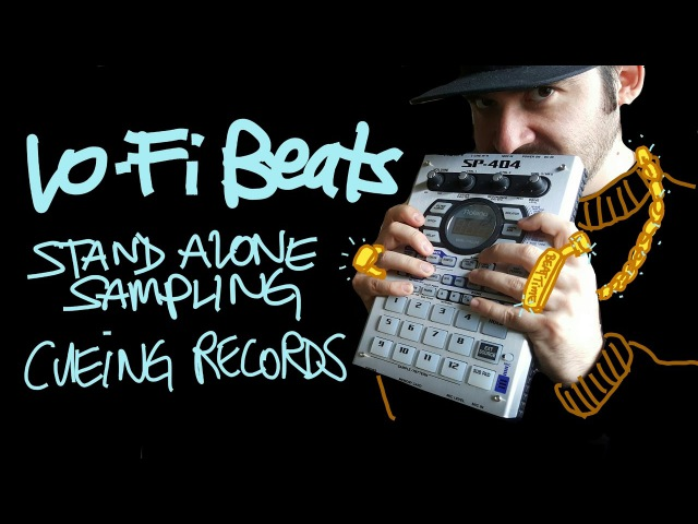 Weekend Beat Time - Lofi beats, stand alone sampling and cueing records