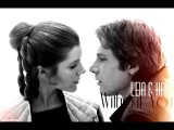 han solo &amp princess leia without you rip carrie fisher