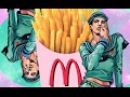 JoJolion - 「I like large fries」