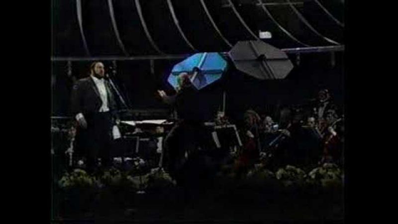 Pavarotti- Dal Piu Remoto Esilio-Verdi- I Due Foscari