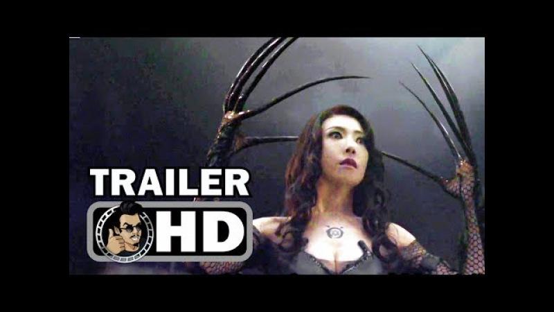 FULLMETAL ALCHEMIST Movie Official Trailer (2017) Sci-Fi Action Movie HD