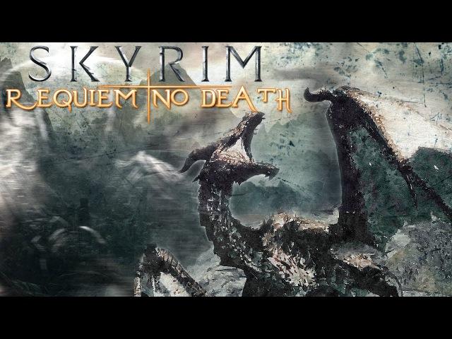 Skyrim Requiem (No Death) 29 Альтмер-вампиресса : Убийца-неудачница