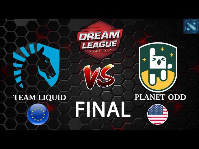 🔴[RU-LIVE] Liquid vs ODD (BO5) | DreamLeague Season 7 | Playoff | FINAL