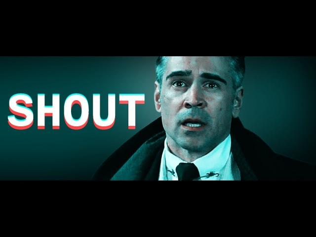 Percival Graves || Shout