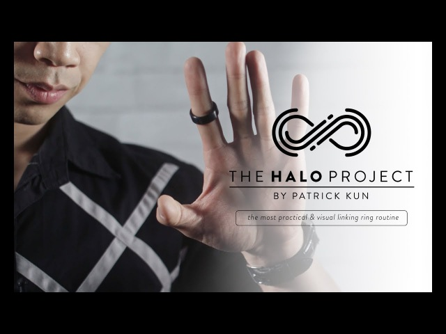 The Halo Project (Visual Linking Ring)   Nuvo Design Co. x Patrick Kun