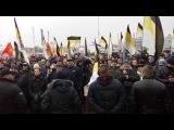 Митинг РУССКИЙ МАРШ 2016. полная версия.