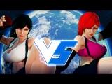 Street Fighter 5 Chun-li Tifa Lockhart Mod