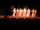 Международный чемпионат ЕропаАзия 2016. Осетинская лезгинка (девичий танец).