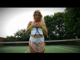 STACEY ROByN sexy tennis-player big tits erotica naked