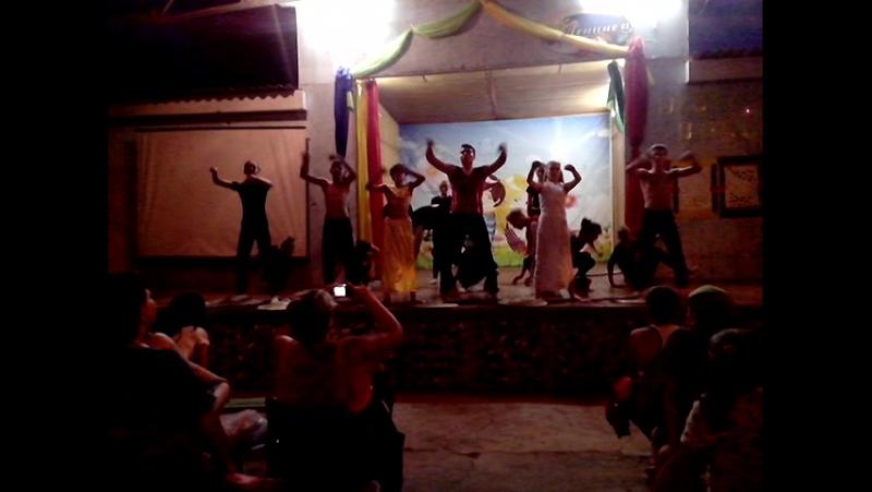 Короли танцпола. Танец от 5 отряда по мотивам Игры престолов
