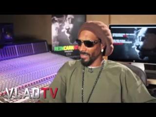 Snoop Dogg о трудовой этике 2Pac'а и предсказании смерти (#NR)