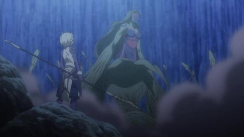 Danmachi Gaiden: Sword Oratoria / В подземелье я пойду, там красавицу найду: Меч Оратории 5 серия Озвучили Ancord, Jade, Oriko