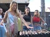 Как готовят самые красивые девушки Дзержинска (сюжет ТК