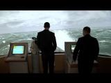Тренировка экипажей кораблей «Ураган» и «Василий Быков» на учебно-тренажерном комплексе в Объединенном учебном центре ВМФ России